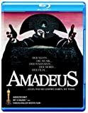 DVD Cover 'Amadeus [Blu-ray] [Director's Cut]