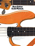 img - for Bass Guitar Scale Manual book / textbook / text book