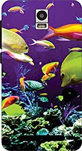 ECO HIGH QUALITY SILICONE UV PRINTED BACK COVER FOR XOLO Era ARTICLE-33642