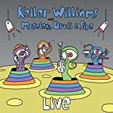 echange, troc Keller Williams, Keith Moseley, Gibb Droll - Live