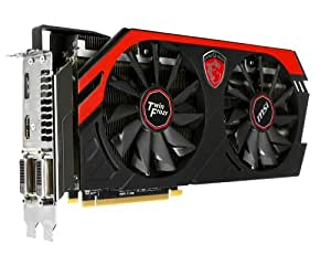 MSI R9 290X Gaming 4G Carte graphique ATI AMD Radeon R9 290X 4096 Mo PCI Express