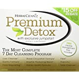 Premium Detox 7 Day Kit Herbal Clean Detox 3 pc Kit