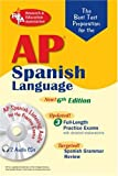 img - for The Best Test AP Spanish Language Exam, 6th Ed.: 6th Edition (Advanced Placement (AP) Test Preparation) book / textbook / text book