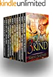 Three Of A Kind: A 10 Book Paranormal...