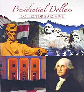 Whitman Presidential Dollars Collector's Archive
