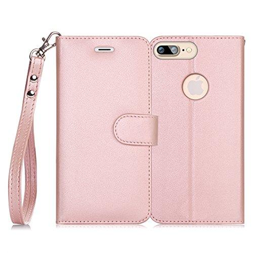 pretty nice f9f2d f895b iPhone 7 Plus Case, FYY [RFID Blocking wallet] 100% Handmade iPhone ...