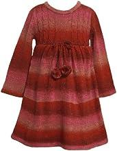 Bonnie Jean Little Girls39 Ombre Sweater Knit Dress
