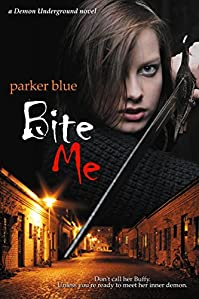 Bite Me by Parker Blue ebook deal