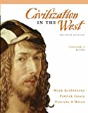 img - for Civilization in the West, Volume 1 (to 1715) (7th Edition) book / textbook / text book