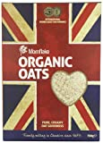 Mornflake Organic Oats 750 g (Pack of 4)
