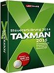 TAXMAN 2015 (f�r Steuerjahr 2014)