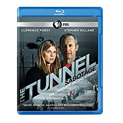 The Tunnel: Sabotage, Season 2 Blu-ray [Blu-ray]