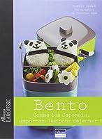 Bento : Comme les Japonais, emportez-les pour déjeuner !
