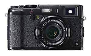 Fujifilm X100S 16 MP Digital Camera with 2.8-Inch LCD (Black)