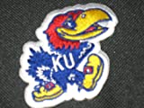 Kansas Jayhawks Embroidered Iron on Patch at Amazon.com