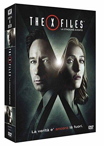 x-files-la-stagione-evento-3-dvd