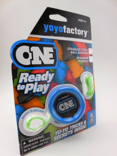 YoYoFactory ONE w/Extra String - Blue