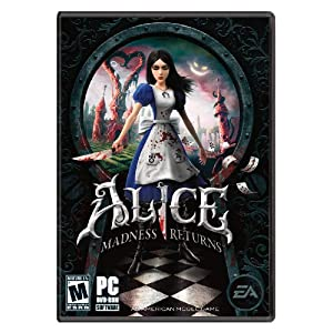 Alice: Madness Returns Video Game for Windows