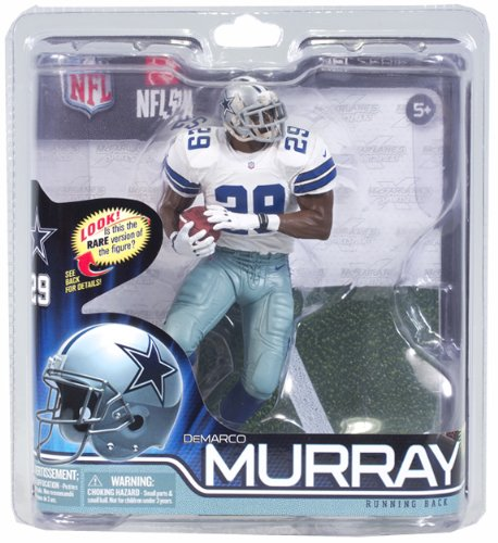 McFarlane Toys NFL Series 31: Demarco Murray Action Figure - 1