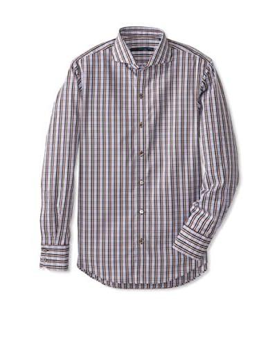 Zachary Prell Men's Willis Check Long Sleeve Shirt