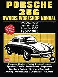 Porsche 356 AB Workshop Manual (Brooklands Books)