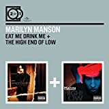 Eat Me Drink Me/High End of Low by Marilyn Manson (2012-05-01)