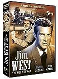 Jim West, The Wild Wild West. Primera Temporada, Parte 2 [DVD]