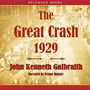 The Great Crash of 1929 Audiobook