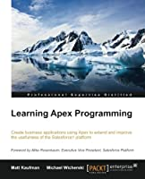 Learning Apex Programming Front Cover