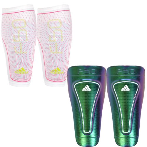 Adidas Adults F50 Football Shin Pads Guards V00752