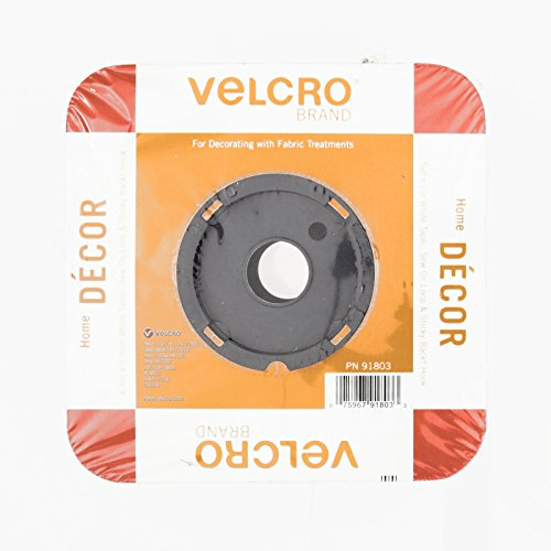 Velcro Fabric Fusion Tape 1'' X 5 Yds. White front-541254