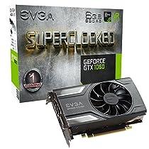 EVGA GeForce GTX 1060 SC GAMING Graphic Card (06G-P4-6163-KR)
