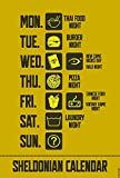 Alter Ego Bazinga - The Big Bang Theory, Sheldonian Week Calendar - Wall Poster