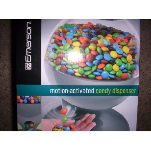 Amazon.com: Emerson Motion Activated Candy Dispenser: Food Dispensers