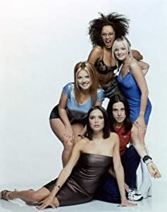 """Spice Girls, Great Late 1990s Picture Poster 11.7"""" x 16.5""""- 297mm x 420mm Poster"""