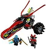 レゴ ニンジャゴー ワルワルサムライバイク 70501