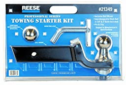 Reese Towpower 21349 Class III and IV Ball Mount Starter Kit