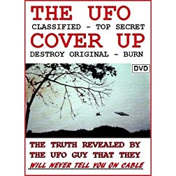 The UFO Cover Up DVD