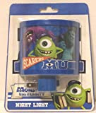 Monsters University Scarers Rotary Shade Night Light