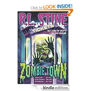 Kindle Book Bargains: Zombie Town, by R.L. Stine (Author), Tim Jacobus (Illustrator). Publisher: Amazon Publishing (April 13, 2012)