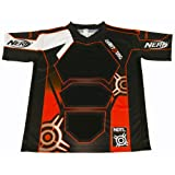 NERF Dart Tag Shirt Jersey Orange L/XL