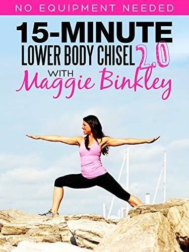 15-Minute Lower Body Chisel 2.0