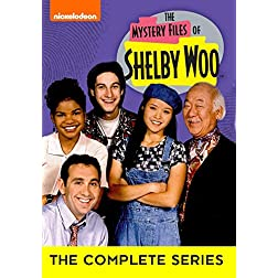 The Mystery Files of Shelby Woo: The Complete Series