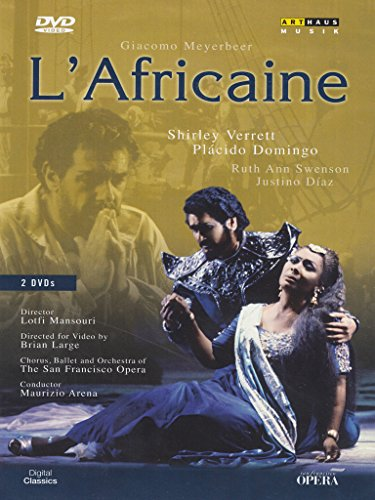 Meyerbeer, Giacomo - L'Africaine (NTSC) [2 DVDs]