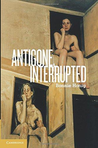 Antigone, Interrupted Paperback