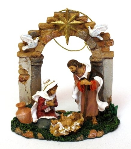 Fontanini Limited Edition Holy Family Ornament-0182-65119