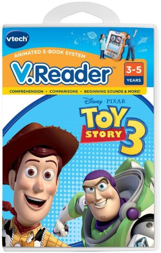 VTech - V.Reader Software - Toy Story 3 - 1