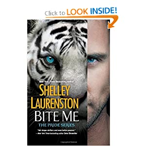 Bite Me (The Pride Series) by Shelly Laurenston