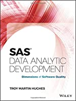 SAS Data Analytic Development: Dimensions of Software Quality Front Cover