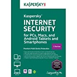 Kaspersky Internet Security 2014 for PCs, Macs, and Android (3 Devices)